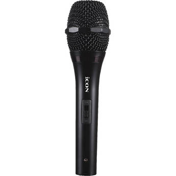 ICON Digital iPlug-M Studio Condenser Microphone for iPad, iPhone, and iPod touch