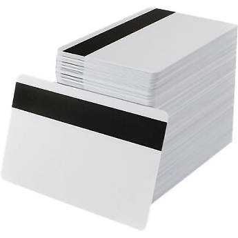 IDP 26-Bit, CR80 30-Mil Composite Proximity and Magnetic Stripe Graphic-Quality Card
