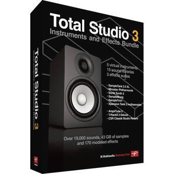IK Multimedia Total Studio 3