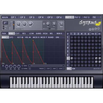 Image-Line Sytrus Hybrid Synthesizer Plug-In