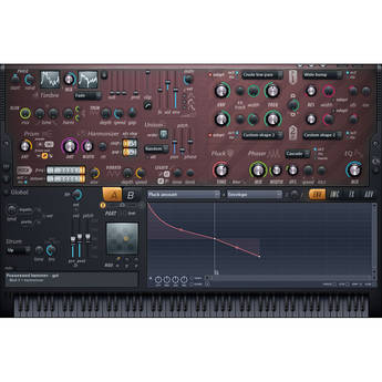 Image-Line Harmor Virtual Synthesizer Plug-In
