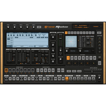 Image-Line Groove Machine Groove Box Software (Electronic Download)