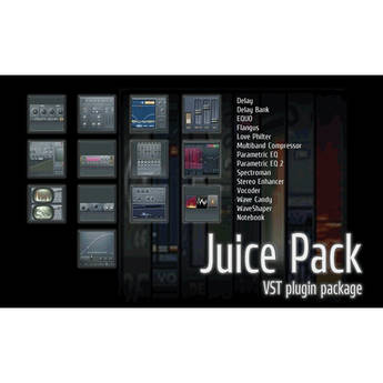 Image-Line Juice Pack Plug-In Bundle