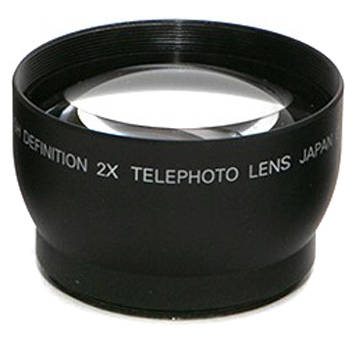 IndieVice 52mm 2x Telephoto Lens