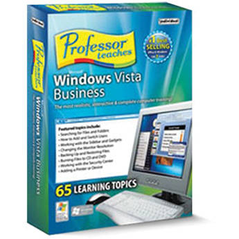 Individual Software Professor Teaches Windows Vista Business (Download)
