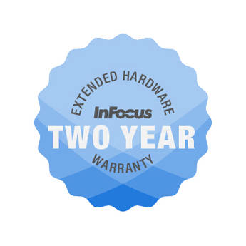 "InFocus 2-Year Extended Hardware Warranty for 65"" Mondopad Display"