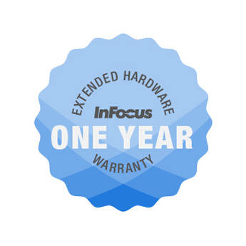 "InFocus 1-Year Extended Hardware Warranty for 85"" JTouch Display"
