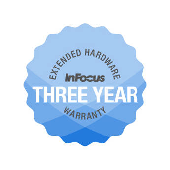 """InFocus 3-Year Extended Hardware Warranty for 85"""" JTouch Display"""