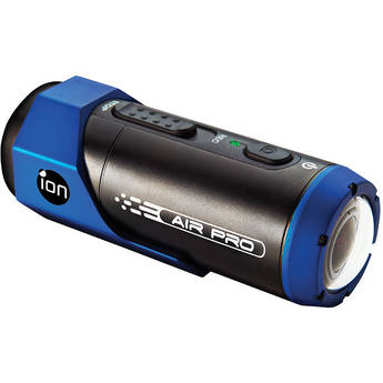 ION AIR PRO WiFi Full HD Sports Action Camcorder