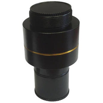 iOptron 0.5X Fixed Lens Adaptor for Microscope with C-Mount Thread