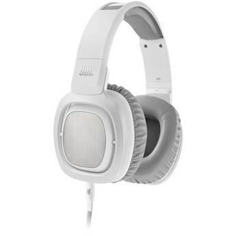 JBL J88i Over-Ear Headphones (White)
