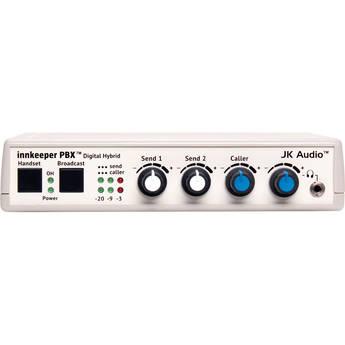JK Audio Innkeeper PBX Digital Hybrid Multi-Line Telephone Converter
