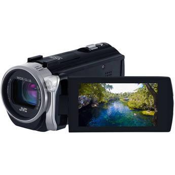 JVC GZ-EX515BEK Full HD Everio Camcorder (PAL)