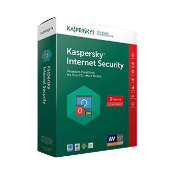 Kaspersky Internet Security 2016 (Boxed, 1-Device, 1-Year Protection)
