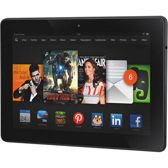 "Kindle 64GB Fire HDX 8.9"" Tablet"