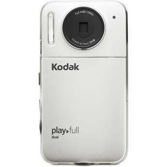 Kodak Zi12 Playfull Dual Camcorder