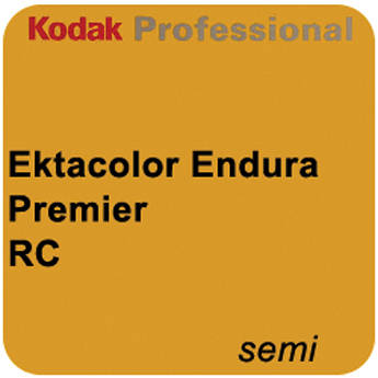 Kodak 1122035 Professional Endura Premier Paper (Matt Finish)