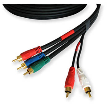 Kramer 5RCA Component Audio/Video Cable (6')