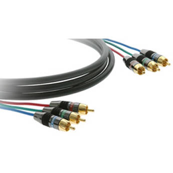 Kramer 3RCA Component Video Cable (25')