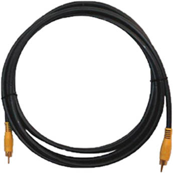 Kramer Molded RCA Male-Male Coax Cable (10')