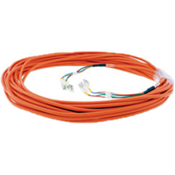"Kramer 4 LC Fiber Optic Breakout Plenum Cable (75"")"