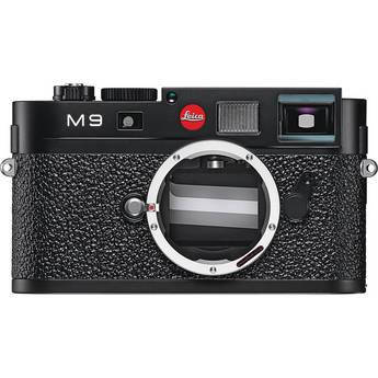 Leica M9 Rangefinder Digital Camera Body (Black)