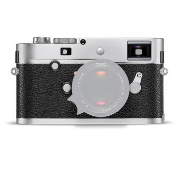 Leica Leica M-P Digital Rangefinder Camera (Silver Chrome)