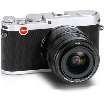 Leica X Vario Digital Camera (Silver)