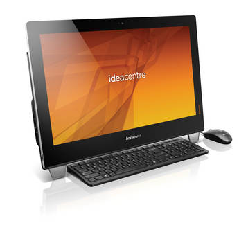 "Lenovo IdeaCentre B540 23"" i3-3220 All in One Multitouch Desktop Computer"