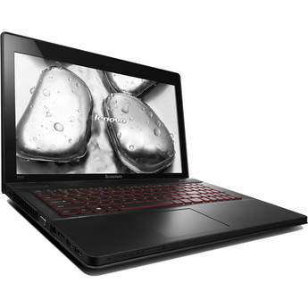 "Lenovo IdeaPad Y510p 59385820 15.6"" Notebook Computer (Dusk Black)"