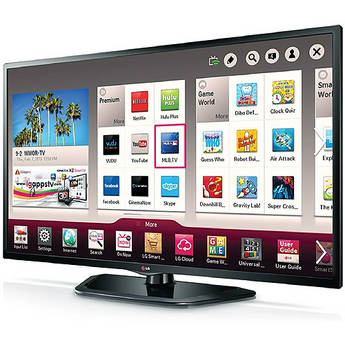 "LG 42"" LN5700 Full HD 1080p Smart LED TV"
