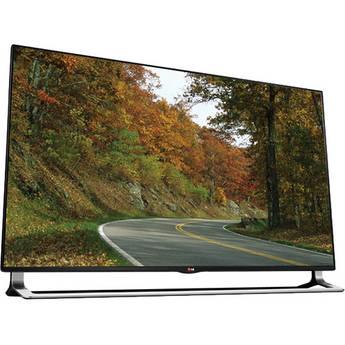 "LG 55LA9700 55"" Ultra HD Cinema 3D Smart TV"