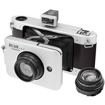 Lomography Belair X 6-12 Trailblazer Medium Format Camera