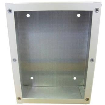 Louroe AOPSP Aluminum Back Box Surface Mount
