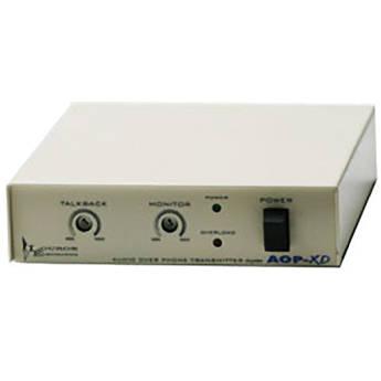 Louroe AOP-XD Bi-Directional Audio Transceiver