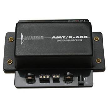Louroe AMT / R-600 Line Driver & Line Receiver (Black)