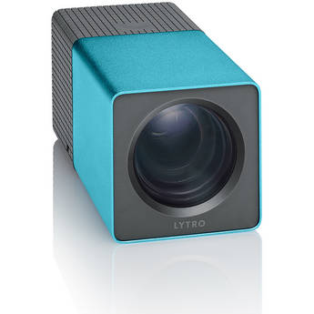Lytro Lytro 8GB Light Field Digital Camera (Electric Blue)