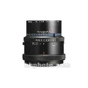 Mamiya 180mm f/4.5 Short Barrel RZ Lens