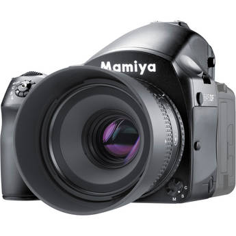 Mamiya 645DF+ Medium Format DSLR Camera Kit with 80mm f/2.8 LS D Lens
