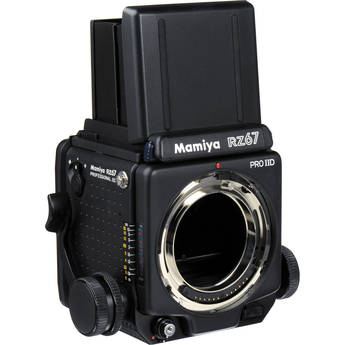 Mamiya RZ67 Pro II D Medium Format Camera Body with HX701 Adapter
