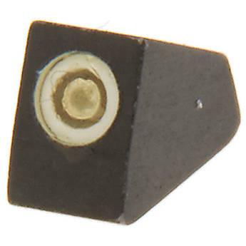 MEPROLIGHT LTD Tru-Dot Tritium Night Front Sight for S&W K, L & N Revolvers with Ramp Sight