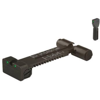MEPROLIGHT LTD Tru-Dot Tritium Night Sight for AK-47 (AKM) (Set - Green - Green)