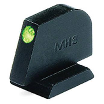 MEPROLIGHT LTD Tru-Dot Tritium Night Sight for Mossberg 590 w/Ghost Ring (Bead Only - Green)