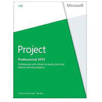 Microsoft Project Professional 2013 (Product Key)