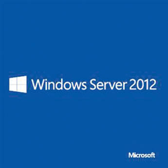 Microsoft Windows Server 2012 Standard (64-bit, 2-User OEM License, DVD)