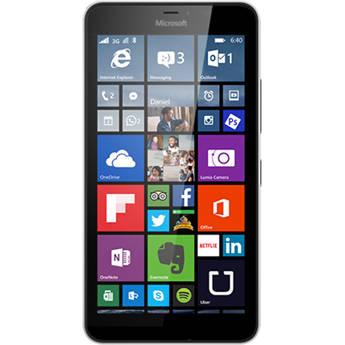 Microsoft Lumia 640 XL RM-1066 8GB Smartphone (Unlocked, White)