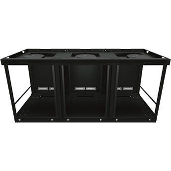 "Middle Atlantic 22"" Deep,3 Bay,Furniture Frame"