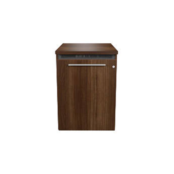 """Middle Atlantic C5 Wood,Sienna,1 Bay,27""""D/32""""H,Sota,SD,Thermo Laminate,M4-LH"""