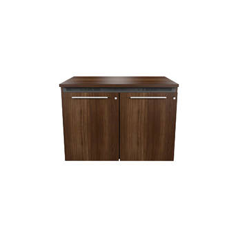 """Middle Atlantic C5 Wood,Sienna,2 Bay,22""""D/32""""H,Mod,SD,Thermo Laminate,M4-LH"""