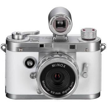 Minox DCC 5.1 Digital Camera (White)